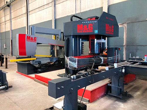 Maquinaria Estrucutras Metalicas